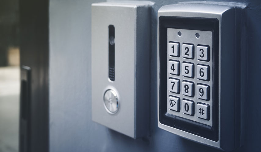 Custom Home Access Control