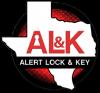 Alert Lock and Key San Antonio locksmiths logo
